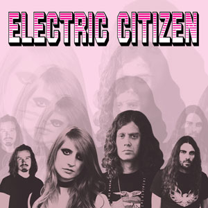 Electric Citizen - Higher Time (EZRDR-068 - 2016 - RidingEasy Records)