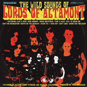 The Lords Of Altamont - The Wild Sounds Of Lords Of Altamont (HPS060 - 2017)