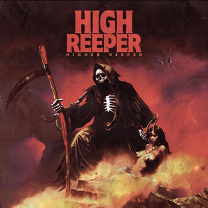 High Reeper - Higher Reeper (HPS093 - 2019)