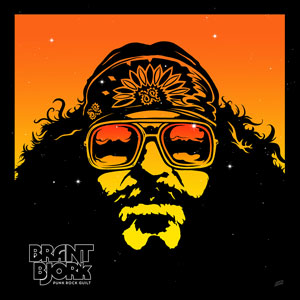 Brant Bjork - Punk Rock Guilt (HPS128 - 2020)