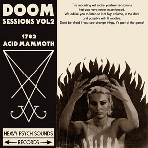 1782 & Acid Mammoth - Doom Sessions Vol.2 (HPS142 - 2020)