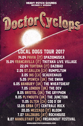 Doctor Cyclops - Local Dogs Tour