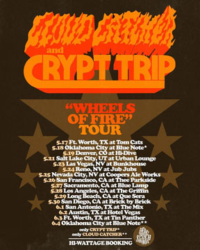 Crypt Trip - Wheels Of Fire Tour