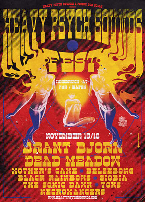 Heavy Psych Sounds Fest 2018 - Innsbruck