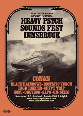 Heavy Psych Sounds Fest 2019 - Innsbruck