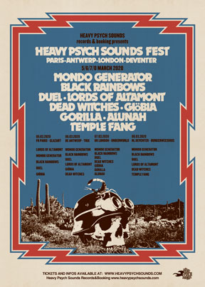 Heavy Psych Sounds Fests 2020